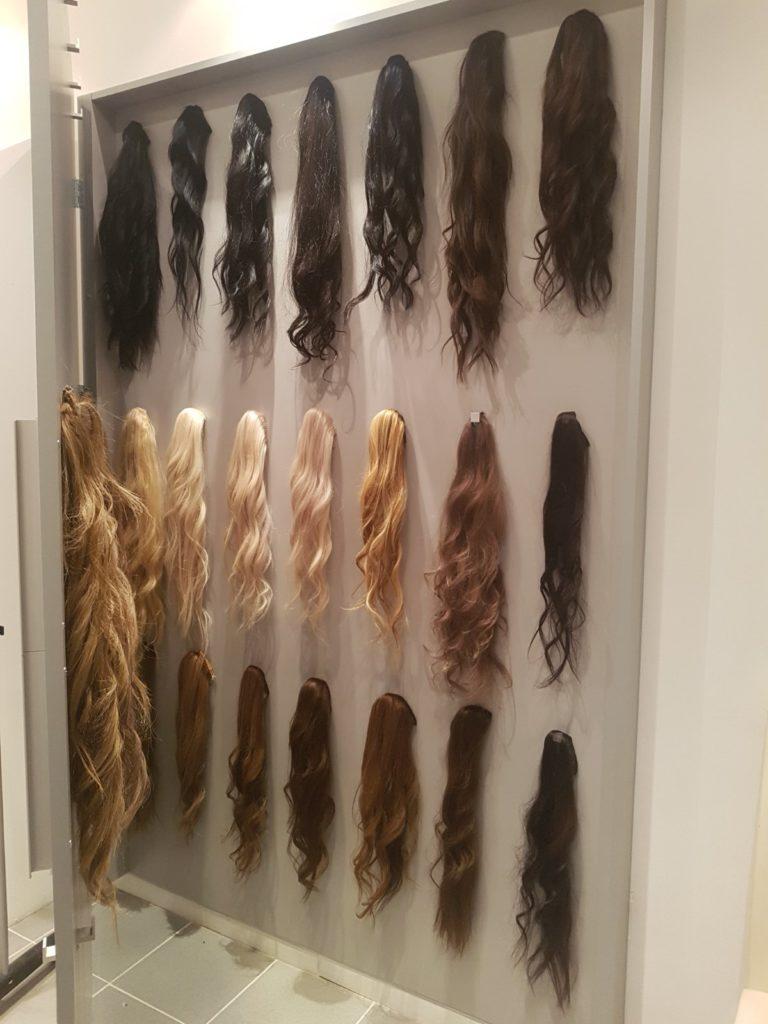Rentiranje umetaka od prirodne kose raznih boja i duzina…