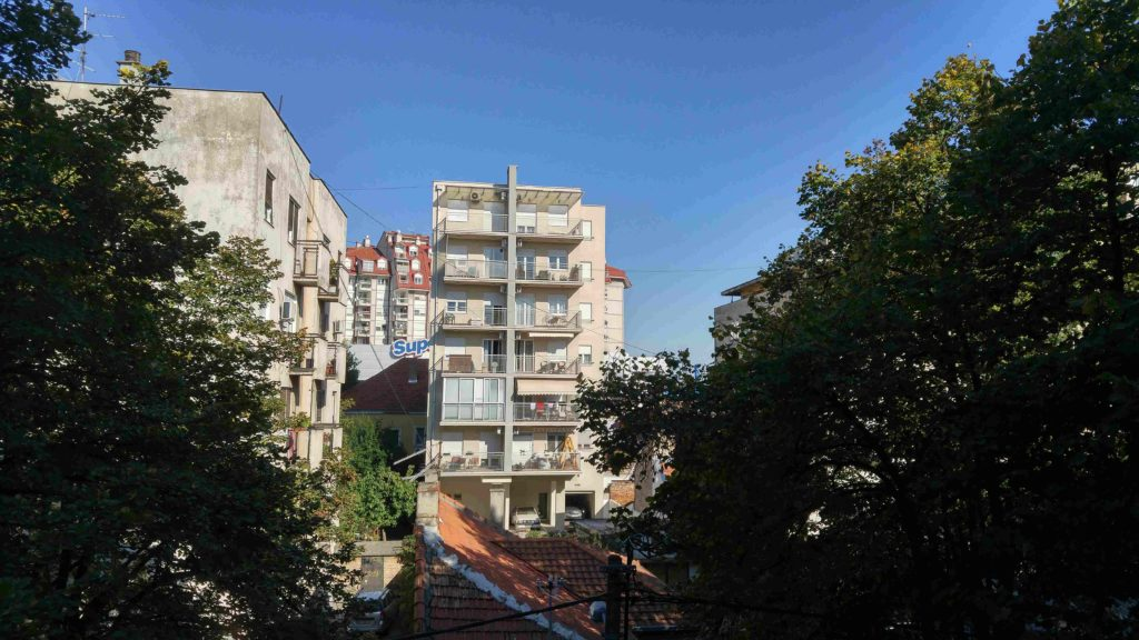 Stan,69 m2,Bilecka ul.-Vozdovac-BG-vlasnik